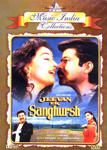 Jeevan Ek Sanghursh (Original Hindi Movie) DVD Movie