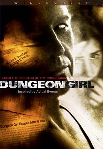 Dungeon Girl (Widescreen) DVD Movie