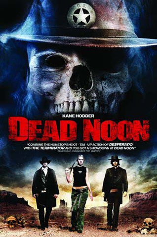 Dead Noon DVD Movie