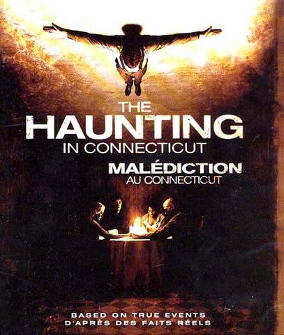 The Haunting in Connecticut (Blu-ray) BLU-RAY Movie