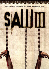 Saw III - 2 Disc Exclusive Edition