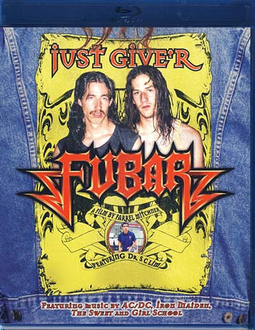 Fubar (Blu-ray) BLU-RAY Movie