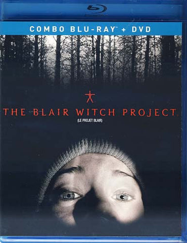 The Blair Witch Project (DVD+Blu-ray Combo) (Blu-ray) BLU-RAY Movie