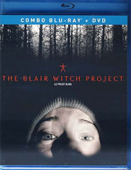 The Blair Witch Project (DVD+Blu-ray Combo) (Blu-ray)