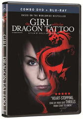 The Girl with the Dragon Tattoo (DVD+Bluray Combo) (English Dubbed Version)(Blu-ray) (Keepcase)