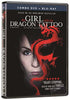 The Girl with the Dragon Tattoo (DVD+Bluray Combo) (English Dubbed Version)(Blu-ray) (Keepcase) BLU-RAY Movie