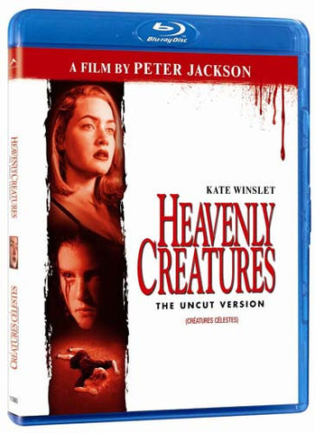 Heavenly Creatures (The Uncut Version) (Blu-ray) BLU-RAY Movie
