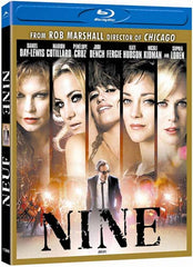 Nine (Blu-ray) (Bilingual)