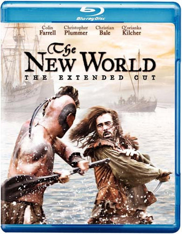 The New World (The Extended Cut) (Blu-ray) BLU-RAY Movie