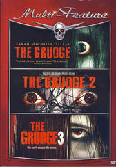 The Grudge 1, 2, 3 (Triple Feature) (Boxset)