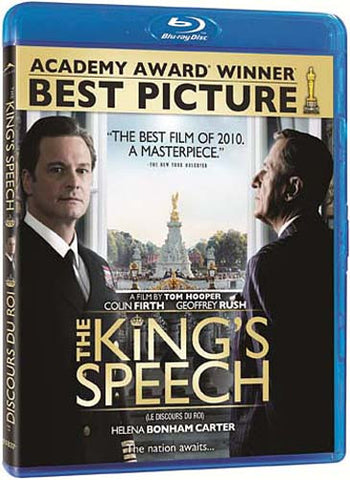 The King's Speech (Blu-ray) BLU-RAY Movie