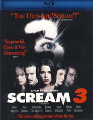Scream 3 (Bilingual) (Blu-ray) (Bilingual)