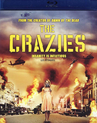The Crazies (Bilingual) (Blu-ray) BLU-RAY Movie