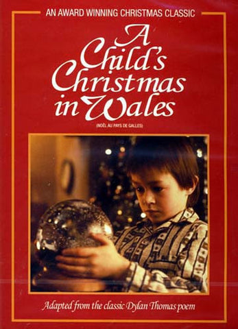 A Child s Christmas in Wales (Bilingual) DVD Movie