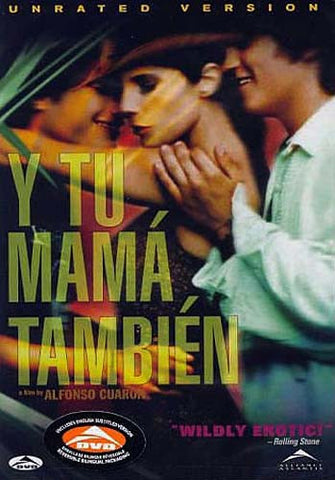 Y tu Mama Tambien (Unrated Version) (Bilingual) DVD Movie