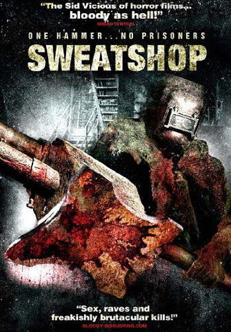 Sweatshop DVD Movie