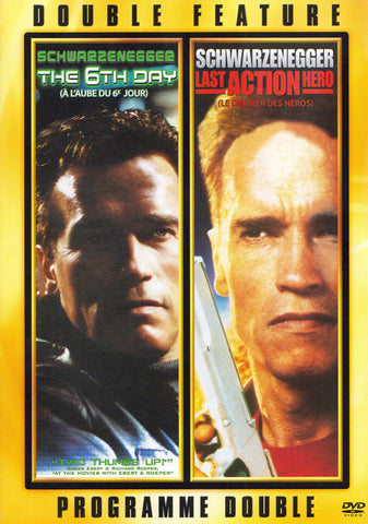 The 6th Day / Last Action Hero (Bilingual) (Double Feature) DVD Movie