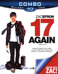 17 Again (DVD+Blu-ray Combo) (Bilingual) (Blu-ray)