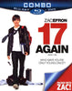 17 Again (DVD+Blu-ray Combo) (Bilingual) (Blu-ray) BLU-RAY Movie