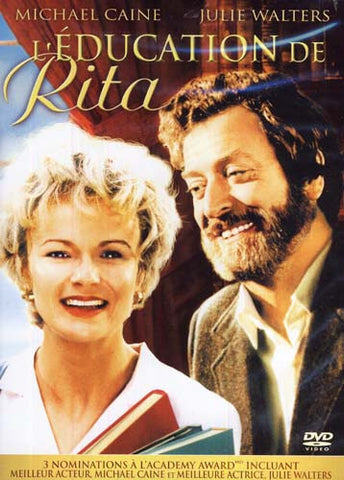L' Education De Rita (Educating Rita) DVD Movie