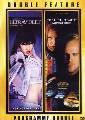 Ultraviolet / The Fifth Element (Double Feature)(Bilingual) DVD Movie