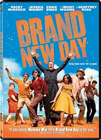 Brand New Day DVD Movie