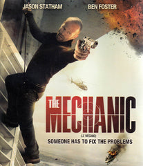 The Mechanic (Bilingual) (Blu-ray)