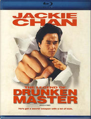 The Legend of Drunken Master (Bilingual) (Blu-ray)