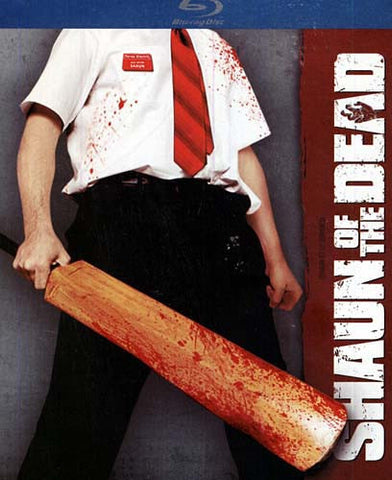 Shaun of the Dead (Special Edition Steelbook Case)(Bilingual) (Blu-ray) BLU-RAY Movie