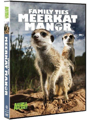 Meerkat Manor - Family Ties DVD Movie