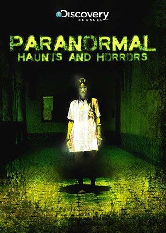Paranormal - Haunts And Horrors DVD Movie