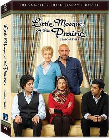 Little Mosque on the Prairie - The Complete Third Season (3rd) (Boxset) DVD Movie