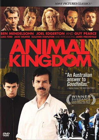 Animal Kingdom DVD Movie