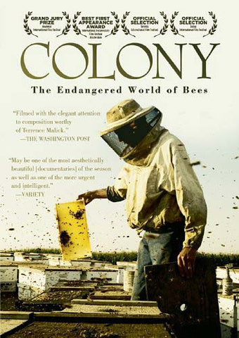 Colony - The Endangered World of Bees DVD Movie