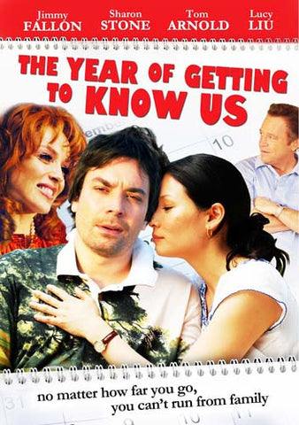 The Year Of Getting To Know Us DVD Movie