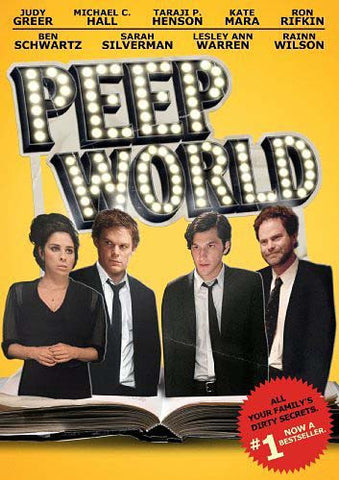 Peep World DVD Movie
