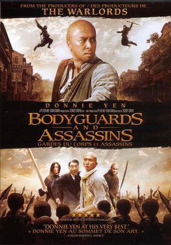 Bodyguards And Assassins (Bilingual) DVD Movie