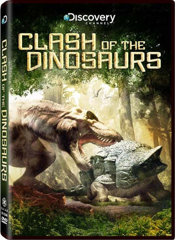 Clash Of The Dinosaurs DVD Movie