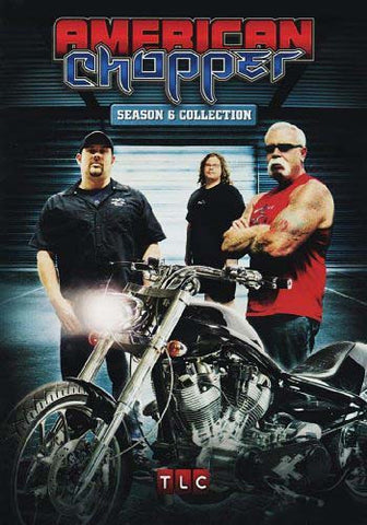 American Chopper (Season 6 Collection) DVD Movie
