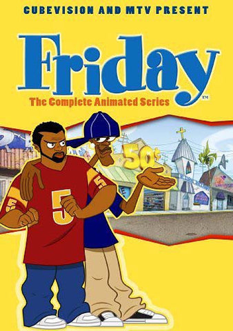 Friday - The Complete Animated Series DVD Movie