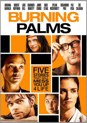Burning Palms DVD Movie