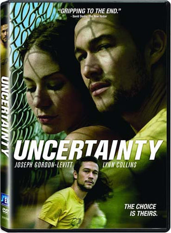 Uncertainty DVD Movie