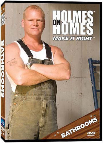 Holmes on Homes - Bathrooms DVD Movie