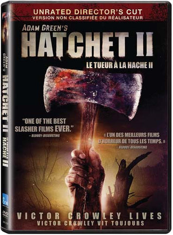 Hatchet II (2) (Unrated Director's Cut) DVD Movie