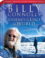 Billy Connolly - Journey To The Edge Of The World (Boxset)