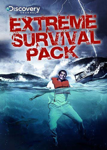 Extreme Survival Pack DVD Movie