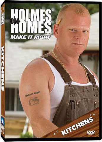 Holmes On Homes: Kitchens DVD Movie