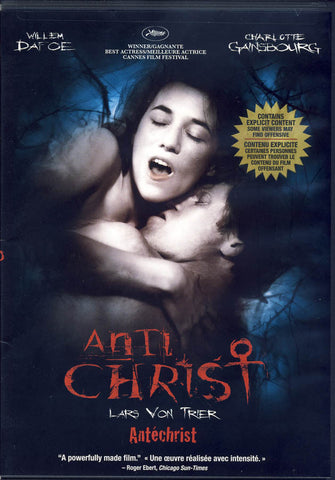 Antichrist (Bilingual) DVD Movie