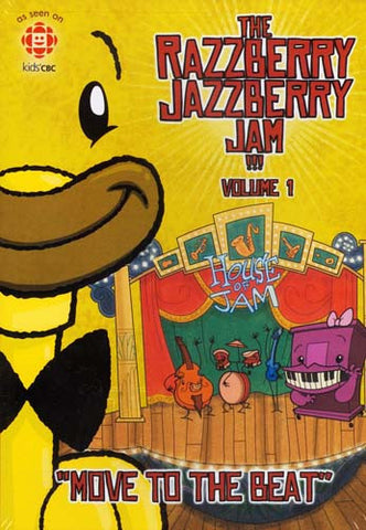 The Razzberry Jazzberry Jam Volume 1 DVD Movie