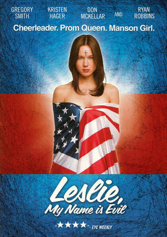 Leslie, My Name Is Evil DVD Movie